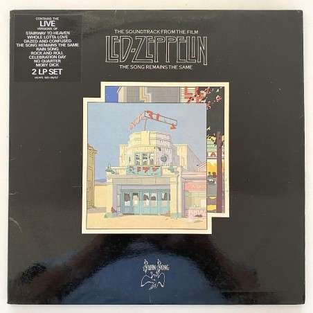 Led Zeppelin - Soundtrack from the film HSWS 681-06/7