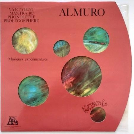 Andre Almuro - Musiques Experimentales 12002