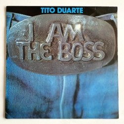 Tito Duarte - I'm the Boss RCA PL-35241