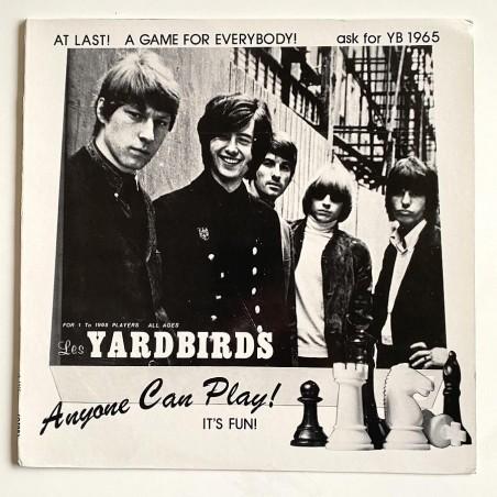Yardbirds - Anyone can play YB 1965
