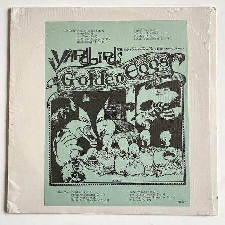 Yardbirds - Golden Eggs YB 547 - 75002