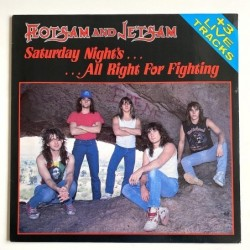 Flotsam and Jetsam - Saturday Night… RR2453 1