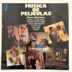 Alfonso Santisteban - Musica de Peliculas SC.2282