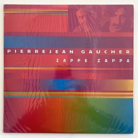 Pierrejean Gaucher - Zappe Zappa ZR001