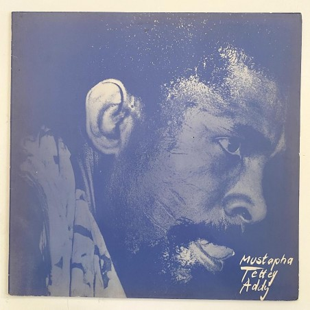 Mustapha Tettey Addy - Come and drum A-79 1