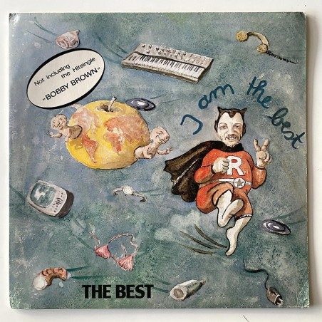 The Best - I am the Best ID 20.008