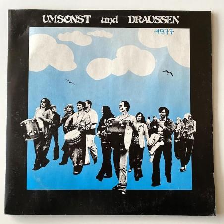 Various Artist - Umsonst und Draussen 1977 MOL 0003/4