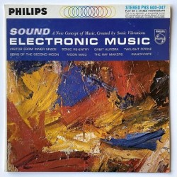 Tom Dissevelt Kid Baltan - Electronic Music PHS 600-047