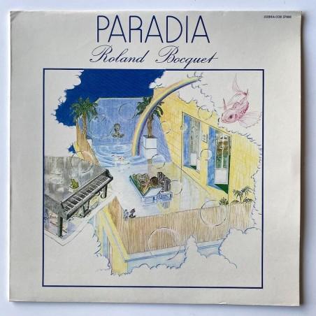 Roland Bocquet - Paradia COB 37.008