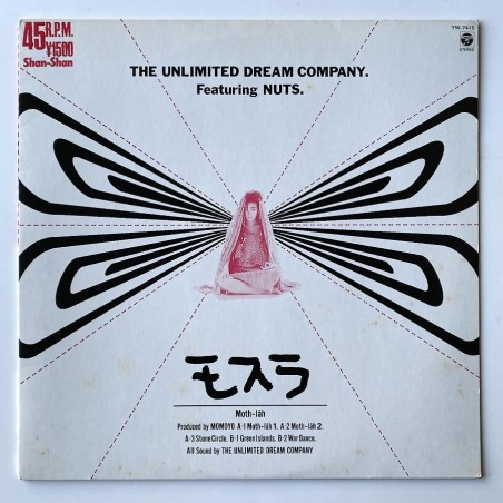 Unlimited Dream Company - Featuring Nuts Moth-lah YW-7415