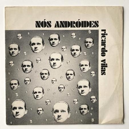 Ricardo Vilas - Nos Androides LPB -003