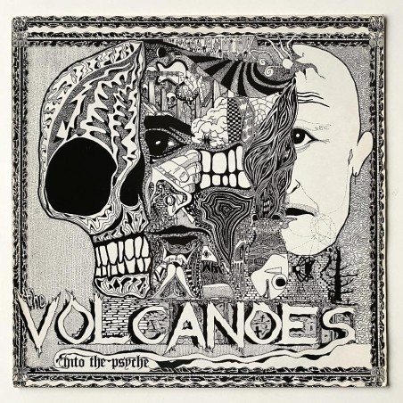 Volcanoes  - Into the Psyche HYBLP 8