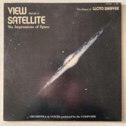 Lloyd Shaffer - View from a Satellite L-1004