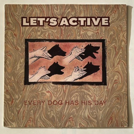 Let's Active - Every Dog has his day EIRSA 1001