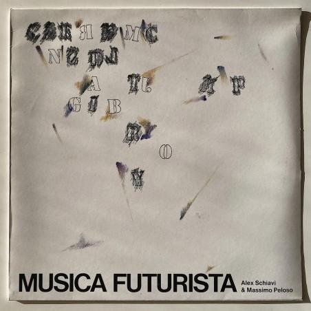 Alex Schiavi / Massimo Peloso - Musica Futurista BCL 1001/AB