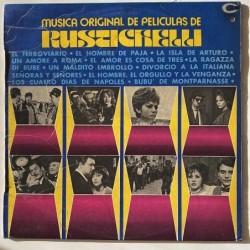 Carlo Rustichelli - Musica original de Peliculas ZDL 1-7103