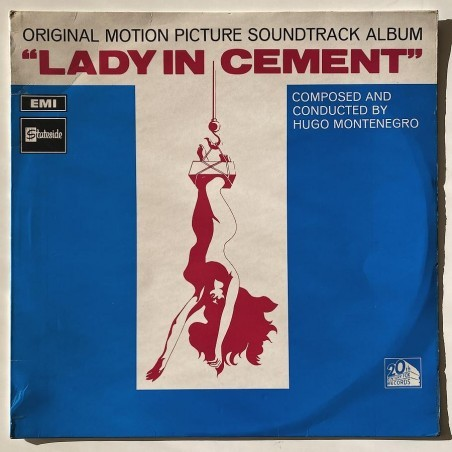 Hugo Montenegro - Lady in Cement SSL 10267