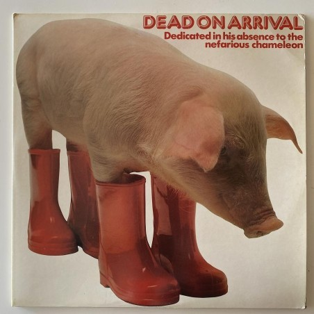 Various Artists - Dead on Arrival VD 2508