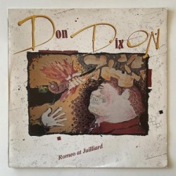 Don Dixon - Romeo at Juilliard 3243-1