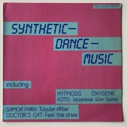 Various Artist - Synthetic Dance Music 20032