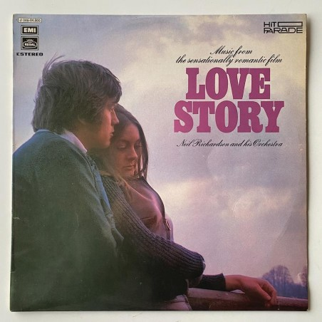 Neil Richardson and his Orchestra - Love Story 1 J 046-04.800