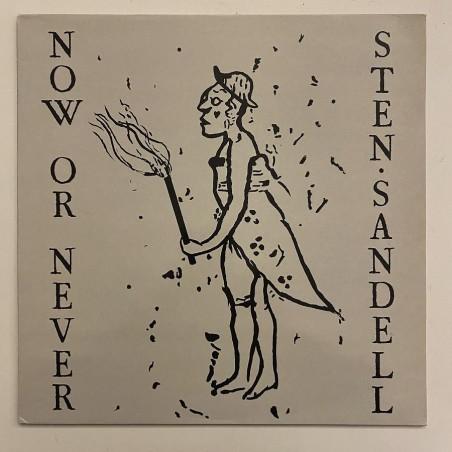 Sten Sandell - Now or Never BAR  8803