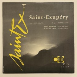 Pierre Henry - Saint Exupery N° 25 103 M