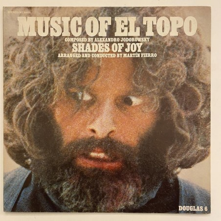 Shades of Joy - Music of El Topo KZ 30920
