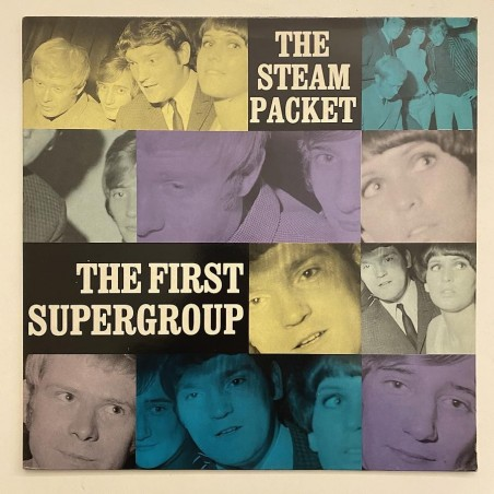 Steampacket - The first Supergroup LIK 14