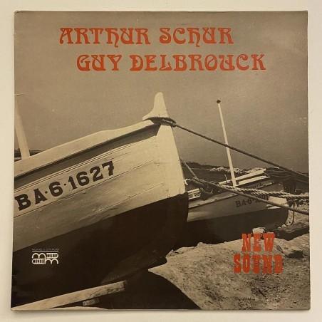 Arthur Schur / Guy Delbrouck - New Sound MM 3464