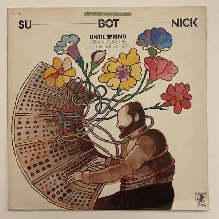 Morton Subotnick - Until Spring Y 34158