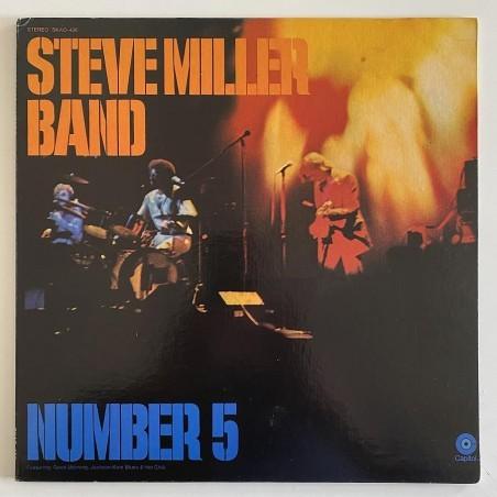 Steve Miller Band - Number 5 SKAO 436