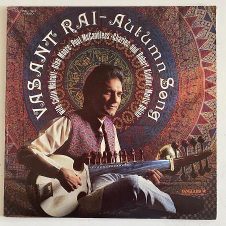 Vasant Rai - Autumn Song VSD 79414
