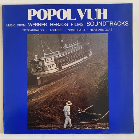 Popol Vuh - Soundtracks Pld. A 7028