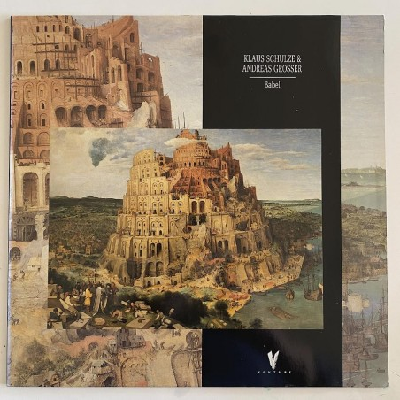 Klaus Schulze / Andreas Grosser - Babel 208 748-630