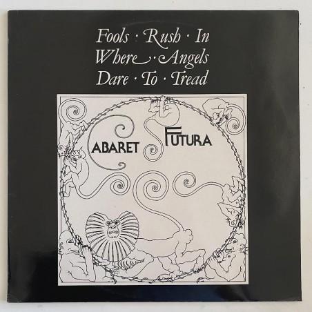 Various Artist - Cabaret Futura MARY 141