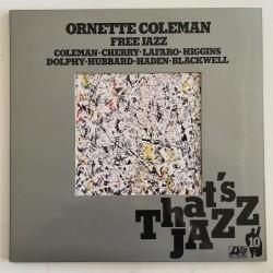 Ornette Coleman - Free Jazz HATS 421-223