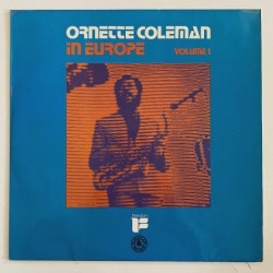 Ornette Coleman - In Europe Vol.1 (S) 4265