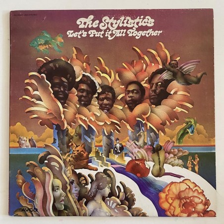 The Stylistics  - Let's put it all together AV-69001-698