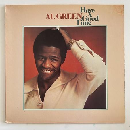 Al Green - Have a good time SHL 32103