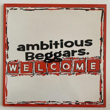 Ambitious Beggars - Welcome UGLY 10T