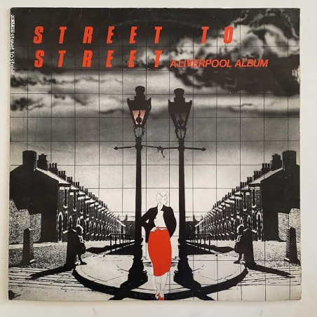 Various Artist - Street to Street OE LP 501