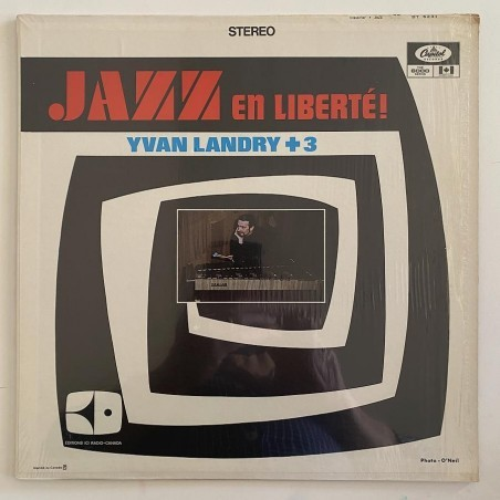 Yvan Landry - Jazz en Liberte DT 6231