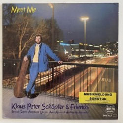 K. P. Schopfer & Friends - Meet Me ISST 182