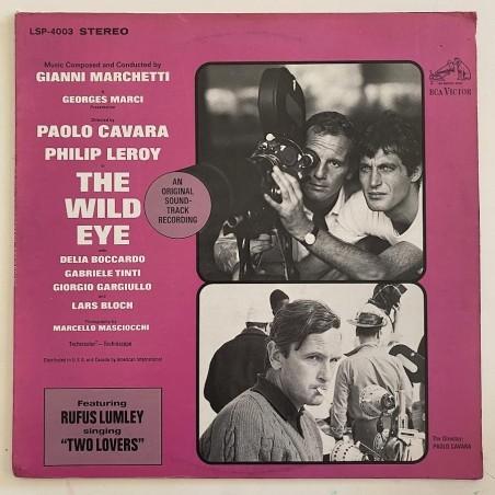 Walter Marchetti - The Wild Eye LSP 4003
