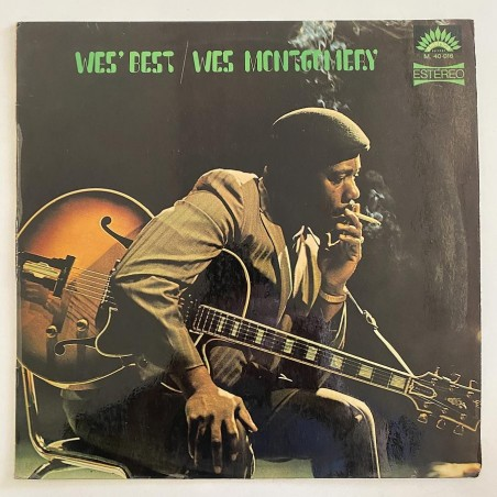 Wes Montgomery - Wes' Best M. 40-016