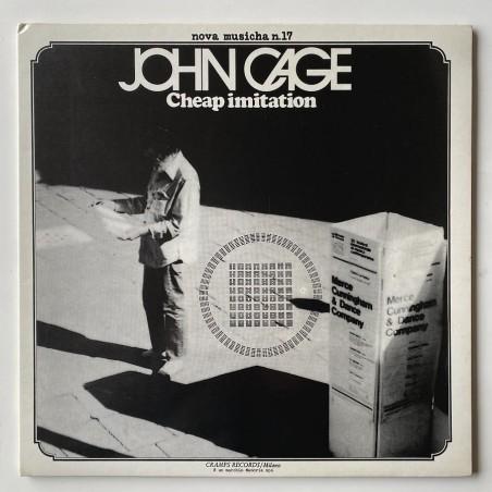 John Cage - Cheap Imitation CRSLP 6117