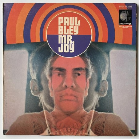 Paul Bley - Mr. Joy LS 86060