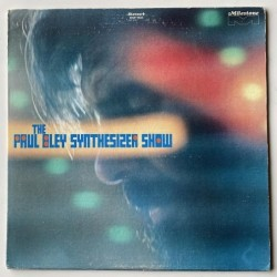 Paul Bley - The Paul Bley Synthesizer Show MSP 9033