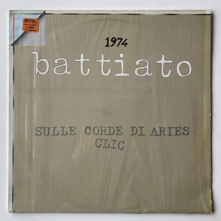 Franco Battiato - 1974 Sulle Corde di Aries Clic ORL 8128